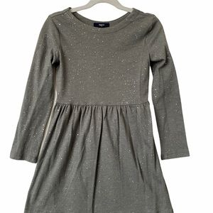 Gap sparkle dress